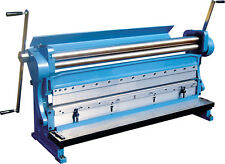 "52"" Shear, Brake and Roll Machine ( 3 in one ) - 16 gauge"