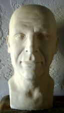 SEAN CONNERY Latex Head from MOVIELAND WAX MUSEUM MOLD! Pat Newman! JAMES BOND!