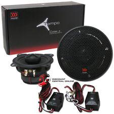MOREL TEMPO C4 4 INCH CAR AUDIO COAXIAL COAX SPEAKERS Tempo C4 PAIR