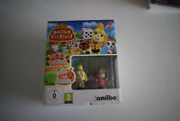 animal crossing amiibo festival collector wii u neuf