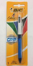 BIC 4 Colours Grip 1.0 Mm Grip Azul Medio ()