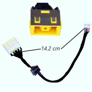 Câble connecteur de charge Lenovo G510S DC IN Power Jack alimentation