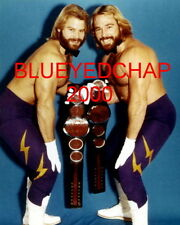 FABULOUS ONES STEVE KIERN & STAN LANE WRESTLER 8 X 10 WRESTLING PHOTO NWA
