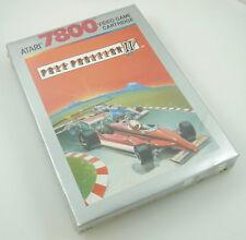Atari 7800 - Pole Position II 2 - Brand New Factory Sealed CASE FRESH