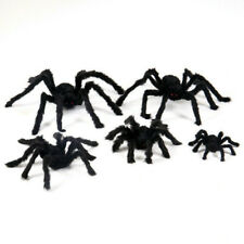 Wholesale Super Black Big Plush Spider For Party Or Halloween Decorations Gifts