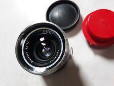 Carl Zeiss Distagon 32mm 2.8 Ikon Contaflex
