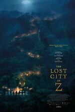 "008 The Lost City of Z - Amazon Jungle Adventure USA Movie 24""x36"" Poster"