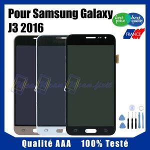 Ecran LCD Tactile Pour Samsung Galaxy J3 2016 J320F J320M SM-J320 NOIR BLANC OR