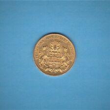 """Kaiserreich: 20 Mark Hamburg 1894 J """" Stadtwappen """" J. 212 Gold"""