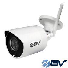 BV 4MP 2K 3.6mm H.265 IP67 Weatherproof WiFi Wireless Outdoor Security IP Camera