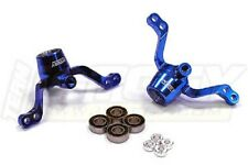 Integy Front or Rear Steering Block for Tamiya CR01 INTT8625BLUE