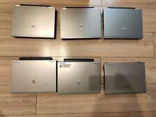 12x Laptop job lot notebook HP EliteBook 2540p Intel I5/I7 2/4/6GB RAM