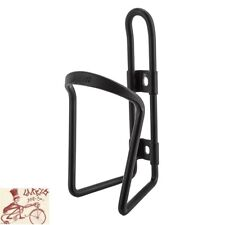 DELTA ALLOY 6mm BLACK BICYCLE WATER BOTTLE CAGE