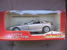 Mercedes-Benz SLR McLaren MAJORETTE 1:24 NEU / MINT!
