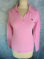 RALPH LAUREN Polo  Taille M - Manches longues - Rose