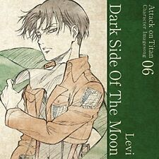 OST-ATTACK ON TITAN CHARACTER IMAGE SONG SERIES VOL.06 LEVI...-JAPAN CD