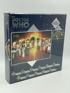 BBC Doctor Who 300 Piece Puzzle The Doctors Special Anniversary Edition Sealed