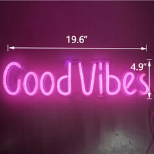 More details for neon signs art room game lamp lights fit decor pub wall bar hotel bedroom party