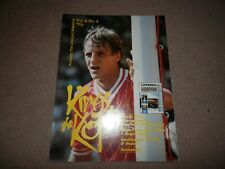 Kings of the Kop Vol 2 #4 Liverpool Independiente World Club Cup Programme 1984