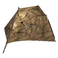 Ultra Fishing Tackle Angling 1.27M 50 Inch Brolly Shelter With Storm Sides