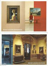 Tarjetas del Correo Museos Lazaro Arqueologico Thyssen (3)