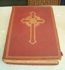 Altar Missal Latin 1935 Vintage - Fair Condition - Sell for Charity