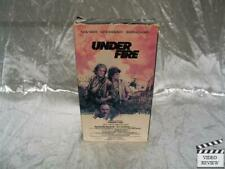 Under Fire VHS Nick Nolte Gene Hackman Joanna Cassidy