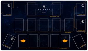 Yu-Gi-Oh! Spielmatte 1-Spieler - Parvis Elite Duel Playmat (Modern/Link)