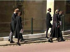 Beerdigung von Prinz Philipp Herzog von Edinburgh Postkarte