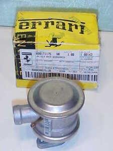 Ferrari 360 Motore Posteriore Scarico Emissione Valvola EGR _ 171175_ 612_ 430_