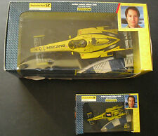 Hot Wheels 1:18 Jordan Launch Edition 2000 H-H Frentzen + 1:43 Editon im Set OVP