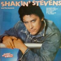 Shakin' Stevens - And The Sunsets.1981 New Zealand Only Music World LP. M-/ M-