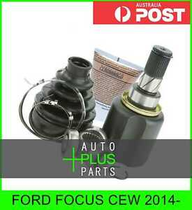 Fits FORD FOCUS CEW 2014- - INNER CV JOINT LEFT 22X40X34