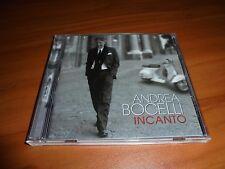 Incanto By Andrea Bocelli (CD, Nov-2008, Decca) Used