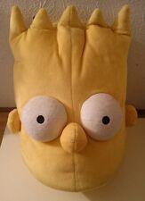 "Soft Plush 12"" Bart Simpson Rucksack Backpack Toy Bag"