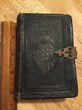 The Book of Commom Prayer & The Administration of the Sacraments, 1868