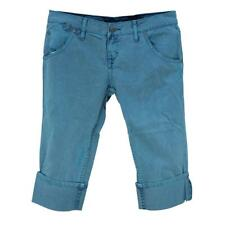 Oakley SURRENDER Capri Size 10 AU 6 US Womens Ladies Blue Tar Denim Jean Pants