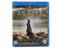 Mulan Legendary Warrior Blu-ray 2009 DVD Region 2