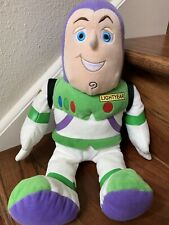 Disney Toy Story Buzz Lightyear Stuffed Plush Doll Pixar Kohls Cares