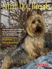 Small Dog Breeds, Rice  D.V.M., Dan, Good Condition, Book