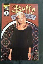 Buffy the Vampire Slayer # 1/2 Wizzard with COA