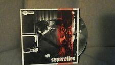 SEPARATION - SEPARATION. PROMO CD CARDSLEEVE