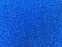 Filtermatte Filterschwamm Filterschaum 100 x 100 x 3 cm Fein 30 PPI Teich Koi