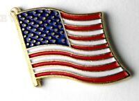 UNITED STATES FLAG USA LAPEL PIN BADGE 1 INCH