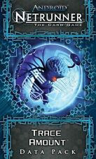 ANDROID: NETRUNNER DATA PACK TRACE AMOUNT - SEALED