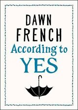 According to Yes Hardcover – Fast Post -  22 Oct 2015 - 9780718159177 -