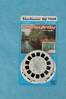 VINTAGE VIEW-MASTER 3D REEL BLISTER PACKET BELLINGRATH GARDENS ALABAMA SEALED