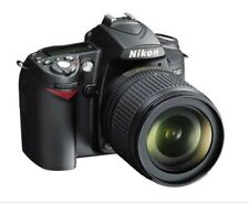 Nikon D D90 12.3MP Digital SLR Camera, w/two lenses Nikkor 16-85 and 55-200