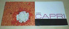 Ford Consul Capri Classic Brochure VGC FREE POSTAGE 1962 Launch