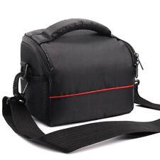 Waterproof Camera Bag Digital Shoulder Storage Case Pouch Protection Black